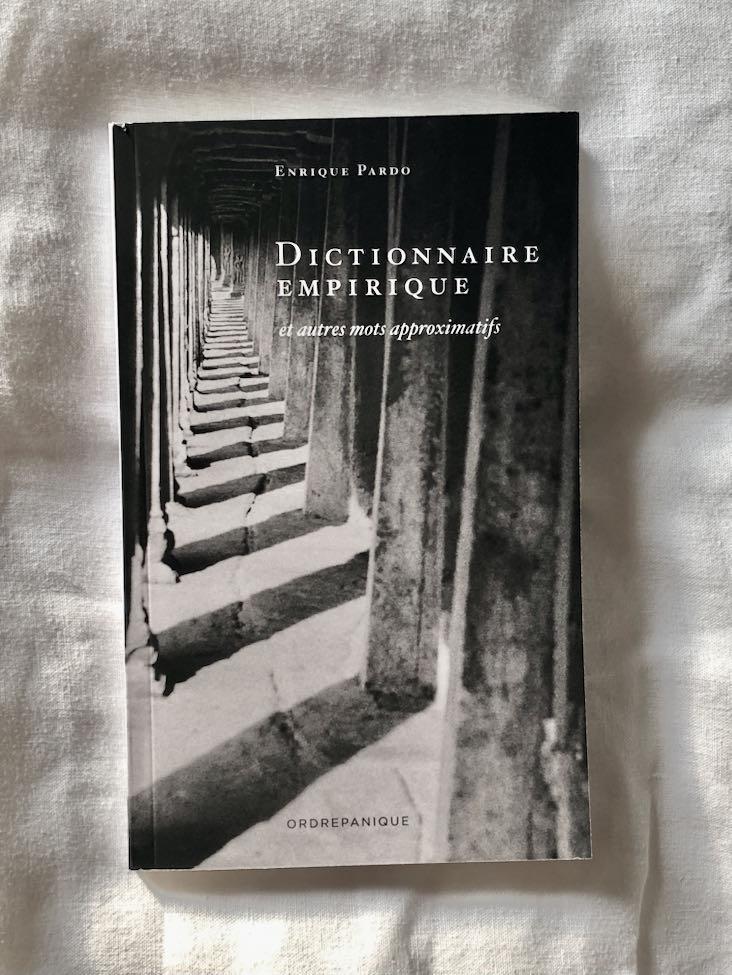 Dictionnaire empirique